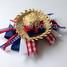 Laço Chiquinha G R$ 30,00 Hair Bows, Diy, Amanda, Glamour, Google, Paper Roll Crafts, Diy And Crafts, Satin Bows, Arches