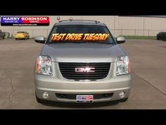 Test Drive Tuesday - 2013 #GMC Yukon XL - YouTube