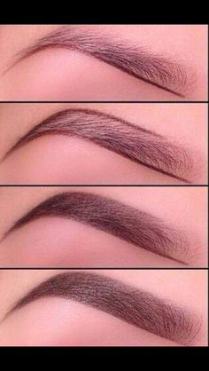 Perfect eyebrow