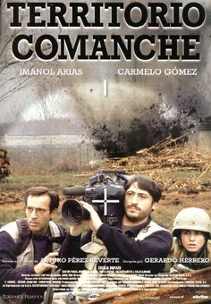 Territorio comanche (1996) - FilmAffinity