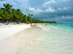 With its white sand and clear waters, Dreams La Romana is a paradise for beach lovers!  Photo credit: MrsPhilips_29 on Tripadvisor