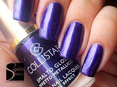 Smalto Gloss Effetto Metallico  Numero 648 - Edizione Limitata 2014#civuolesmalto #Collistar #smalto #unghie #nails #2014 #makeup #metallico