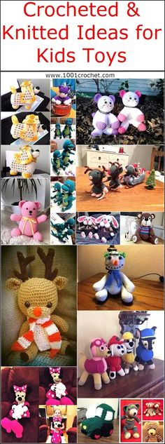 crocheted-knitted-ideas-for-kids-toys