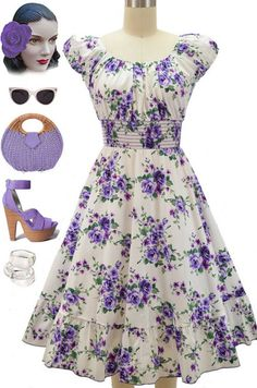 New in store at Le Bomb Shop! Frock Fashion, Lolita Fashion, Fashion Dresses, Vestidos Vintage, Vintage Dresses, Pretty Outfits, Beautiful Outfits, Cute Dresses, Casual Dresses