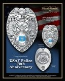 United States Air Force (USAF) Security Forces (SF) Police Alumni Association is devoted to the preservation of Air Police (AP), Security Forces (SF) and Security Police (SP) history. Department of the Air Force Security Specialists.