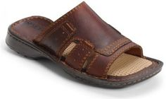 Amazon.com: New Born Dive Sandals Brown Mens 9 $80: Shoes
