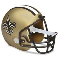63cd9dce7 Shop Staples® for Scotch® New Orleans Saints Helmet Tape Dispenser with  Scotch®Magic