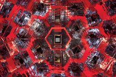 A2Arquitectos's Supersize Kaleidoscope at the Hotel Castell dels Hams | #interiordesign #interiordesignmagazine #design #architecture