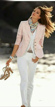 Looking Stylish With Business Meeting Outfit : Ideas Blazer Fashion, Fashion Outfits, Womens Fashion, Fashion Trends, Fashion Ideas, Mode Outfits, Casual Outfits, Blazer Outfits, 2017 Outfits