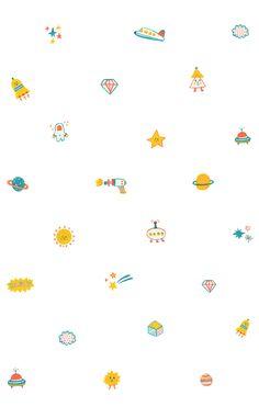 shine like a star Cute Pastel Wallpaper, Cute Patterns Wallpaper, Cute Disney Wallpaper, Kawaii Wallpaper, Tumblr Wallpaper, Wallpaper Iphone Cute, Cute Cartoon Wallpapers, Phone Screen Wallpaper, Aesthetic Iphone Wallpaper