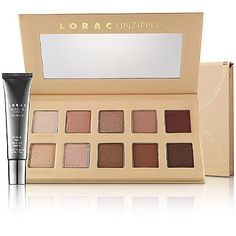 LORAC Unzipped Palette - $40 at Ulta. So pretty! It rivals the Urban Decay Naked palettes, that is for sure!!!