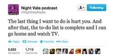 27 Tweets From Night Vale That Will Make You Question Reality - BuzzFeed Mobile