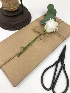 Geschenk Gutscheine kreativ verpacken!