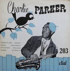 La música de Charlie Parker.