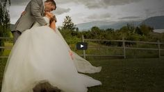 Summerhill Pyramid Winery Weddings are some of our favourite weddings in the Okanagan. Logan & Irina's Summerhill Winery Wedding Ceremony & Reception was no . Wedding Film, Wedding Ceremony, Reception, Vineyard Wedding, Backdrops, Logan, Wedding Dresses, Beautiful, Films