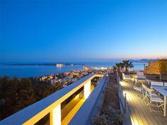 Villa contemporaine avec vue mer panoramique - Domaine privé sécurisé, Cann   France immobilier de luxe à vendre   France agence immobilière de prestige - Sotheby's International Realty France - Monaco