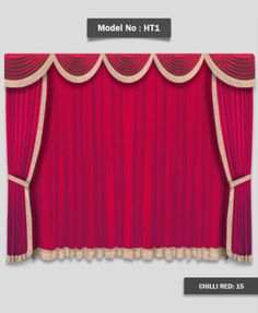 SAARIA Burgundy Luxury Decorative Velvet Curtains panel 12 ft W X 8 ft H Church Stage Drapes Event Backdrop School -- Details can be found by clicking on the image. Home Curtains, Black Curtains, Velvet Curtains, Theater Room Decor, Home Theater Rooms, Curtains Pictures, Custom Made Curtains, Decorative Curtains, Farmhouse Shower Curtain