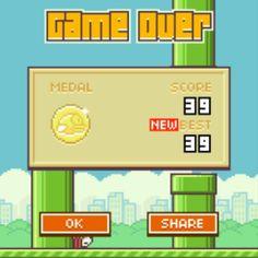 Winning at Flappy Bird