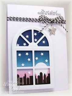 FS326 Night in the City by bfinlay - Cards and Paper Crafts at Splitcoaststampers