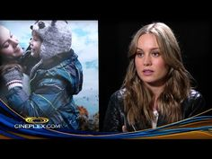 Brie Larson and the cast of Room (Part 1 of 2) - YouTube