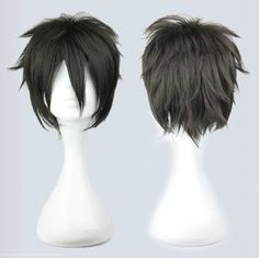 Wig Detail Sword Art Online Kirito Wig Includes: Wig, Hair Net Length - 30CM Important Information: Fitting - Maximum circumference of 55-60CM Material - Heat Resistant Fiber Style - Comes pre-style a
