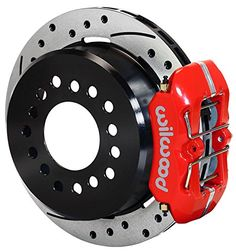 SHIPS FROM USA!!-Tax Incl. Front Rotors 5lug Jeep - 2 OEM Replacement Great-Life Premium Disc Brake Rotors