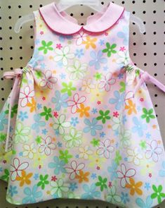 Frannie - love, love, love this pattern!  goes together so quickly and is super cute!