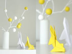 Easter decoration by Pinjacolada
