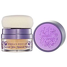 My favorite mineral makeup, hands down.