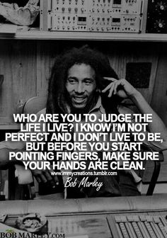 Bob Marley Quotes from his music and songs about love and life. These quotes by Bob Marley will uplift your mind and spirit! Wise Quotes, Quotable Quotes, Great Quotes, Words Quotes, Wise Words, Quotes To Live By, Motivational Quotes, Inspirational Quotes, Sayings