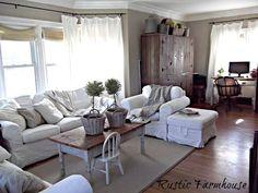 Fern Creek Cottage: Blogger Home Tour: Rustic Farmhouse