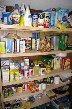 20 Items to Kick Start Your Food Storage Plan