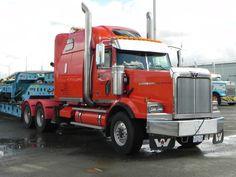Western Star Set Back Axle Heavy Haul Truck