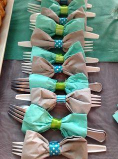 20 ιδέες με χειροπετσέτες για το Πασχαλινό τραπέζι.