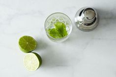 Summer Cocktails with Mint on Food52