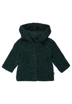 ¡Consigue este tipo de chaqueta de punto de IMPS&ELFS ahora! Haz clic para ver los detalles. Envíos gratis a toda España. Imps&Elfs BABY CARDIGAN HOODY LONG SLEEVE Chaqueta de punto winter green: Imps&Elfs BABY CARDIGAN HOODY LONG SLEEVE Chaqueta de punto winter green Ropa   | Material exterior: 100% algodón | Ropa ¡Haz tu pedido   y disfruta de gastos de enví-o gratuitos! (chaqueta de punto, lana, wool-blend, tweed, knitted, cotton, knit, knits, stitch, cashmere, knitwear, strickjacke,...