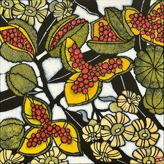 prints - archival - botanical archival prints - Page 1 - pod & pod Botanical Illustration, Botanical Prints, Linocut Prints, Art Prints, Lino Art, Abstract Canvas Art, Art Floral, Fabric Painting, Art Images
