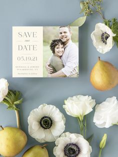 Classic Elegance Wedding Save the Date Cards Wedding Trends, Diy Wedding, Fall Wedding, Save The Date Magnets, Save The Date Cards, Engagement Ideas, Wedding Engagement, Destination Wedding Save The Dates