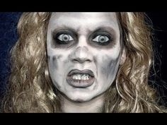 TAYLOR SWIFT LOOK WHAT YOU MADE ME DO ZOMBIE MAKEUP TUTORIAL!