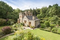Good things come in small packages. Perhaps nowhere is this truer than in a quaint pocket of the English countryside, where the tiniest castle in the UK is for sale. Molly's Lodge — an 1834 structu…