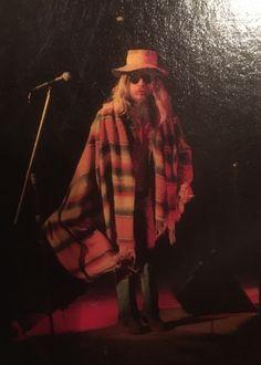 An original long hair, Mr. Leon Russell.
