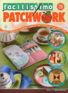 Revista de Patchwork para la casa - Revistas de manualidades Gratis