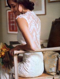 Claire Pettibone. Gorgeous back.