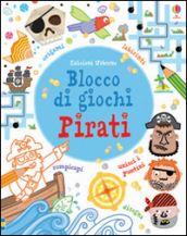 #Blocco di giochi. pirati  ad Euro 8.90 in #Usborne publishing #Libreria dei ragazzi