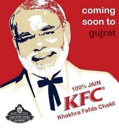 INDIAN KFC...KHAKHRA FAFDA CHAKLI!!! XD
