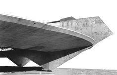 Clássicos da Arquitetura: Ginásio do Clube Atlético Paulistano,© Arquivo P.M. Rocha. Cortesia de Brutalist Connections