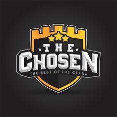 The Chosen logo - COC