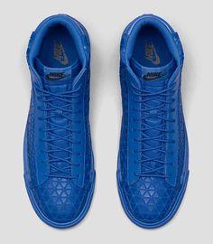 Nike Bazer Mid Metric QS-Royal Blue
