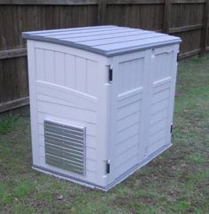Outdoor Generator Shed Bing Images Generator Enclosure
