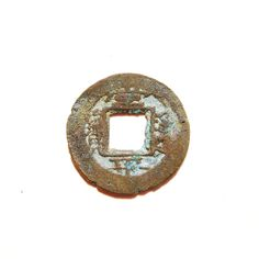 7a.  A Chang Ping Tong Bao (常平通寶), 5 cash coin cast in Ping An Province in 1678.
